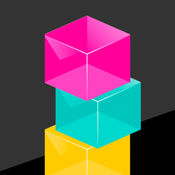 Color Tower - Falling Boxes Pro