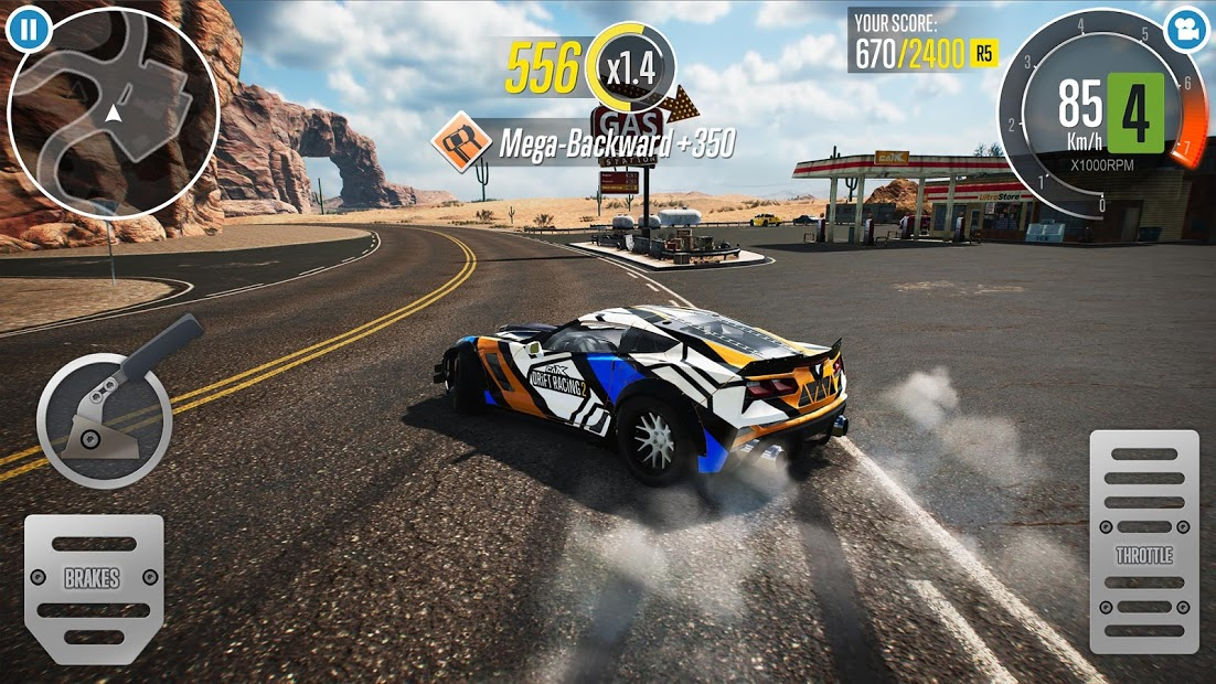 CarX Drift Racing 2 (Mod Money)
