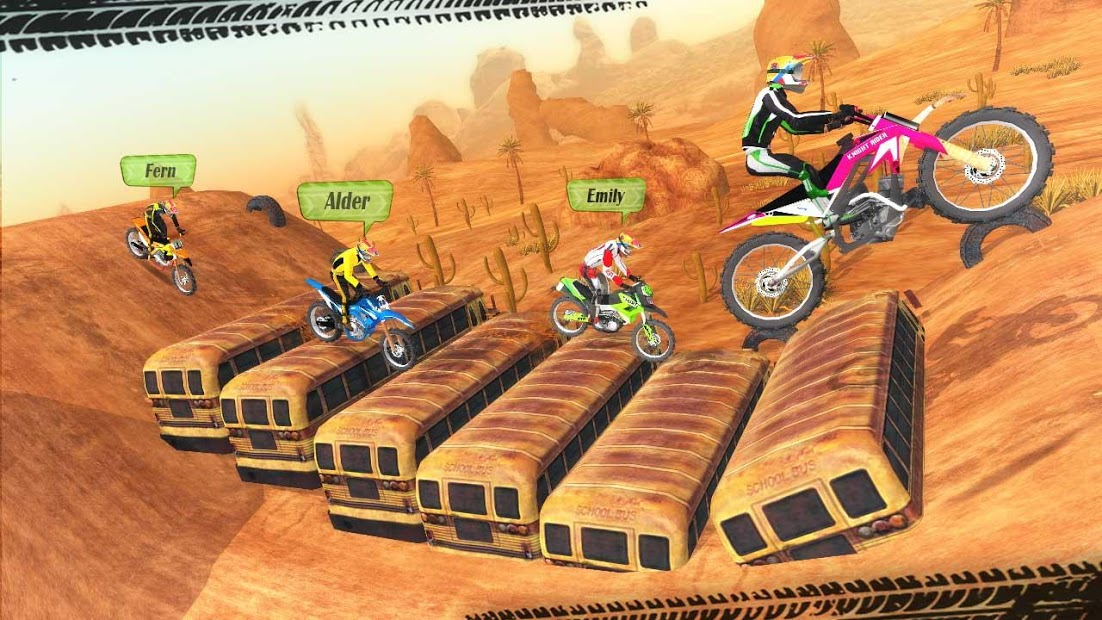 Motocross Racing  (Mod Money)