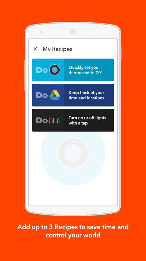 Do Button by IFTTT