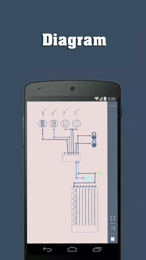 download electrical circuit diagram 1 2 apk for android appvn android rh appvn com Audio Circuit Diagram Maker Arduino Circuit Diagram Maker