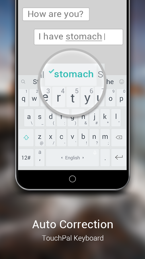 Touchpal For Oppo
