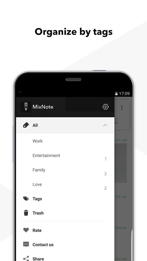 MixNote NotePad Notes