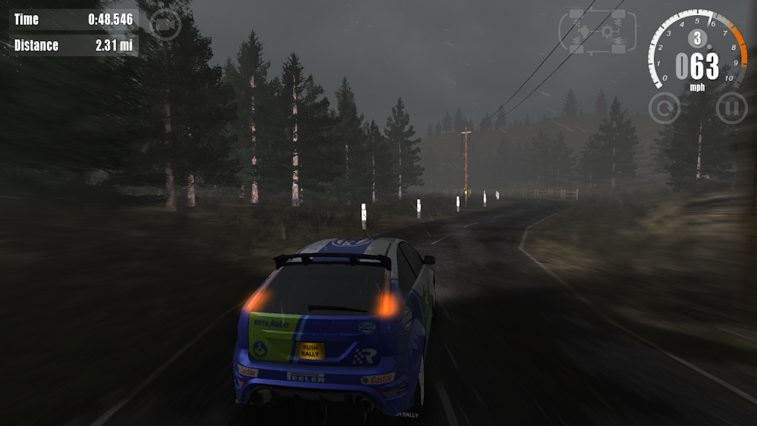 Rush Rally 3 [Paid+Mod]