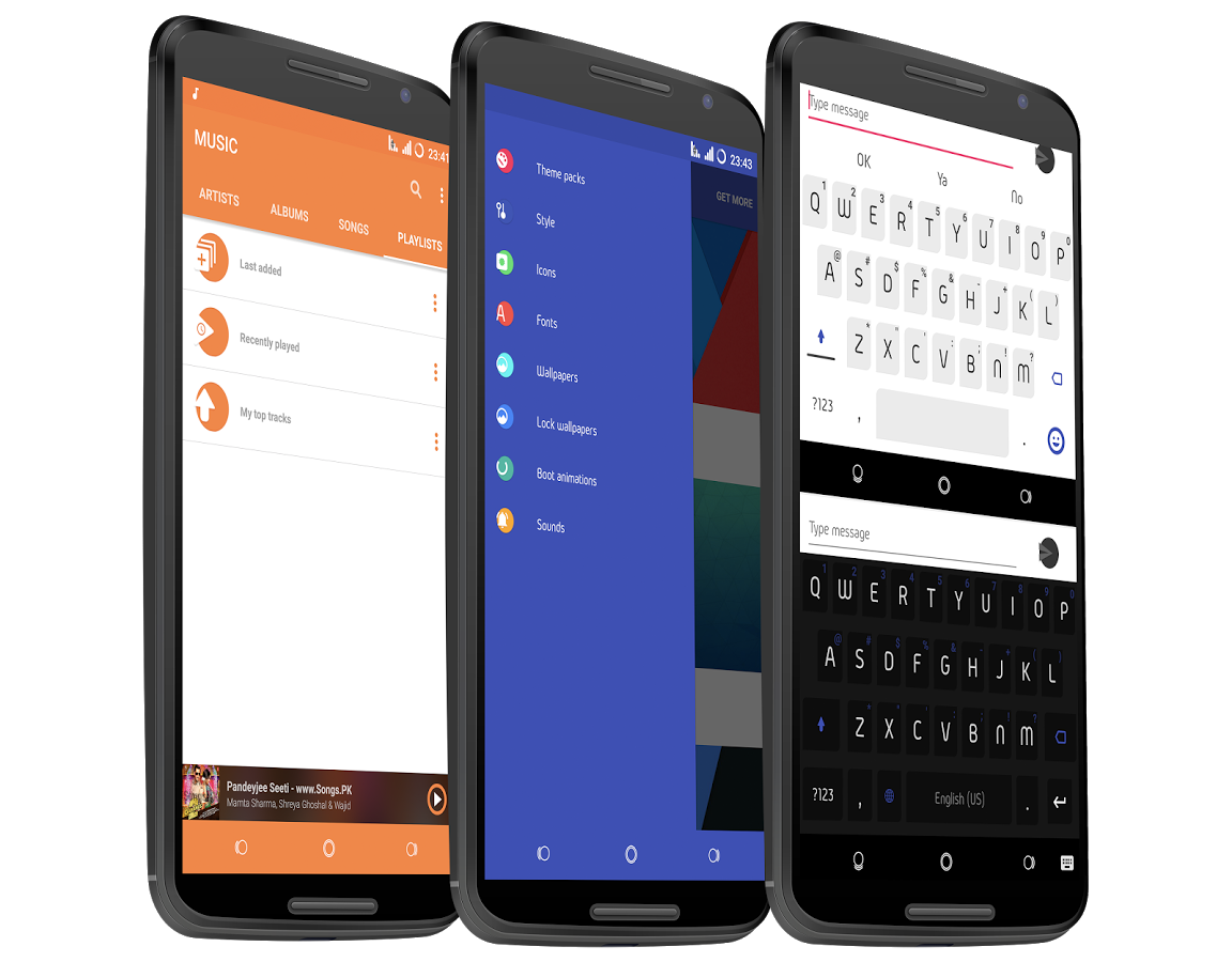 Tải Ozee White - CM12 1 Theme APK Miễn Phí Cho Android | Appvn Android