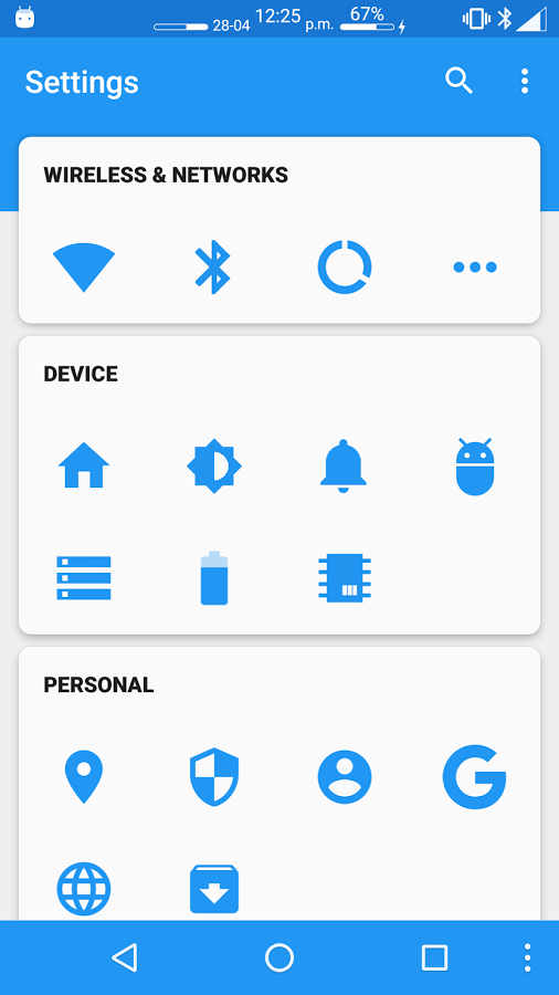 Download Settings Editor Pro For Android | Settings Editor