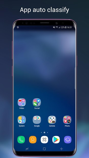 Super S9 Launcher for Galaxy S9/S8 launcher