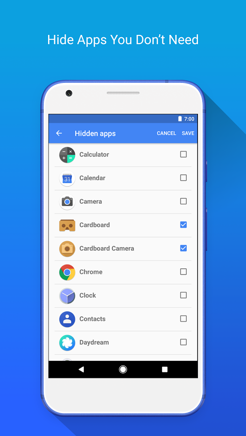 Apex Launcher - Customize,Secure,and Efficient [Final] [Pro]