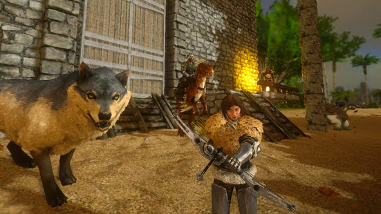 ARK: Survival Evolved  (unlimited amber)