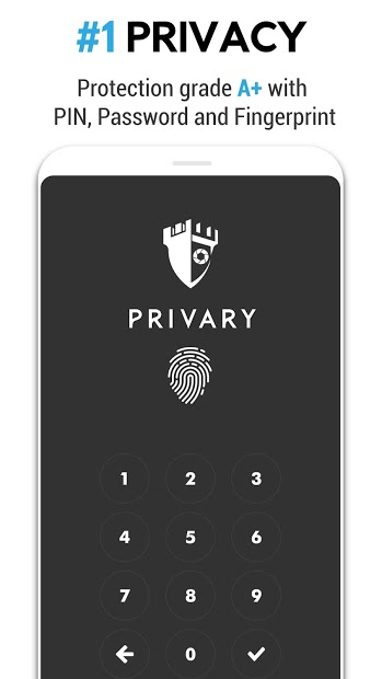 Photo Vault PRIVARY: Hide Photos, Videos & Files