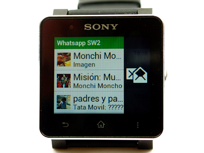 Download WhatsApp for SmartWatch 2 1 7 1 APK For Android