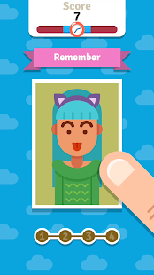 Guess Face - Endless Memory Training Game (Mod Money)