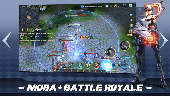 Survival Heroes - MOBA Battle Royale