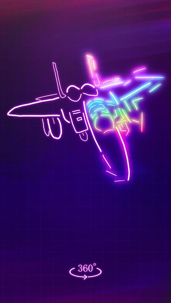 Neon Glow - 3D Color Puzzle Game [Mod]