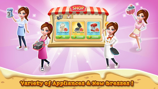 Rising Super Chef - Craze Restaurant Cooking Games (Mod Mone