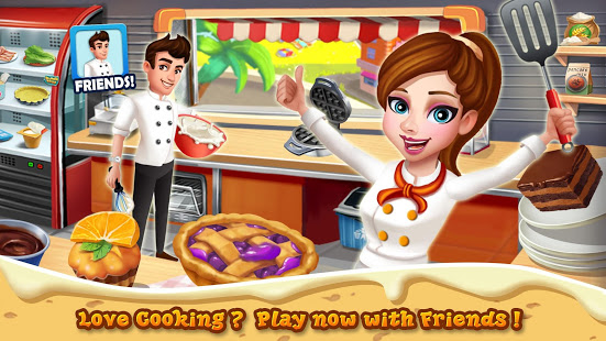 Rising Super Chef 2 : Cooking Game (Mod Money)