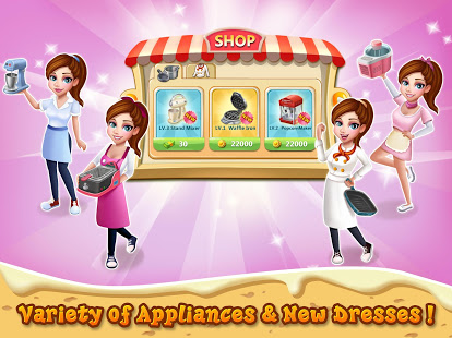 Rising Super Chef - Craze Restaurant Cooking Games(Mod Mone