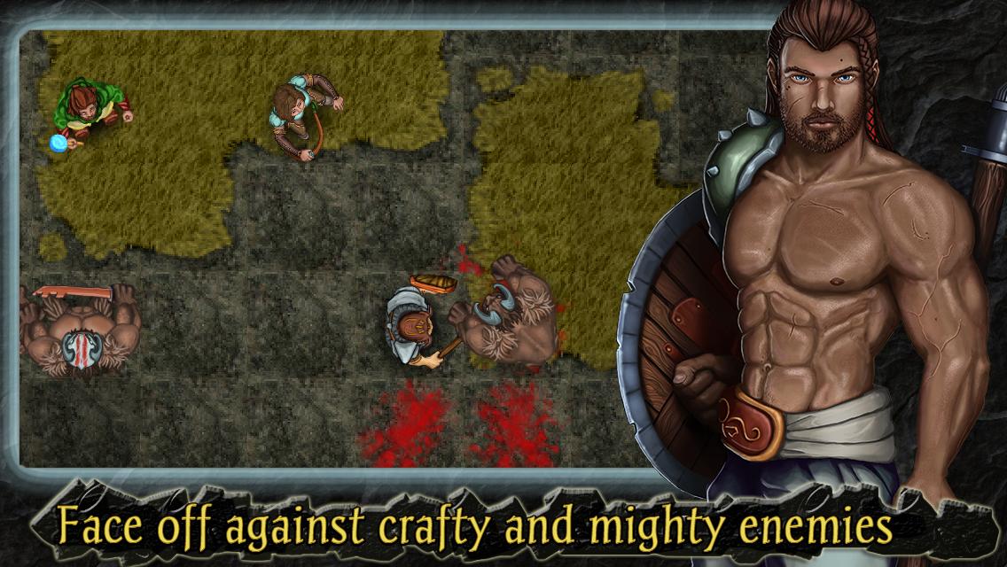 Heroes of Steel RPG Elite (Unlocked)