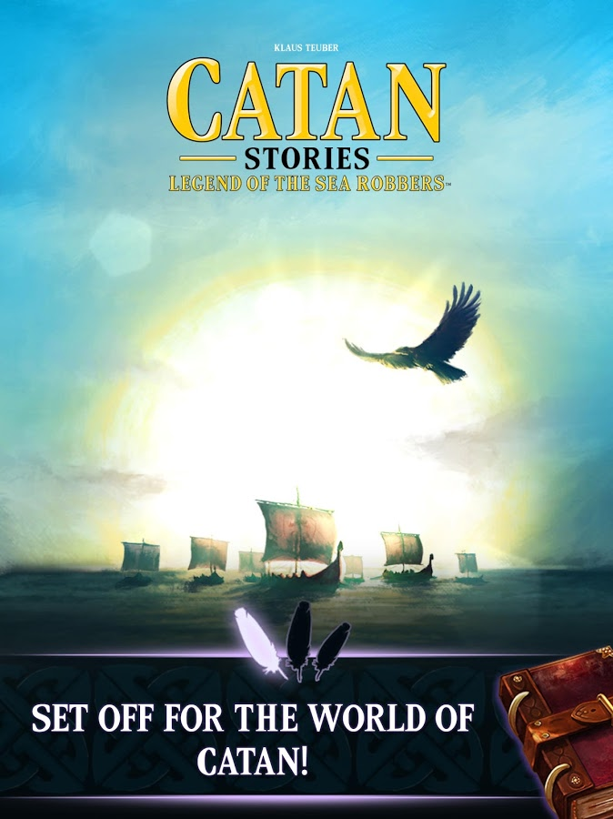 Catan Stories: Legend of the Sea Robbers