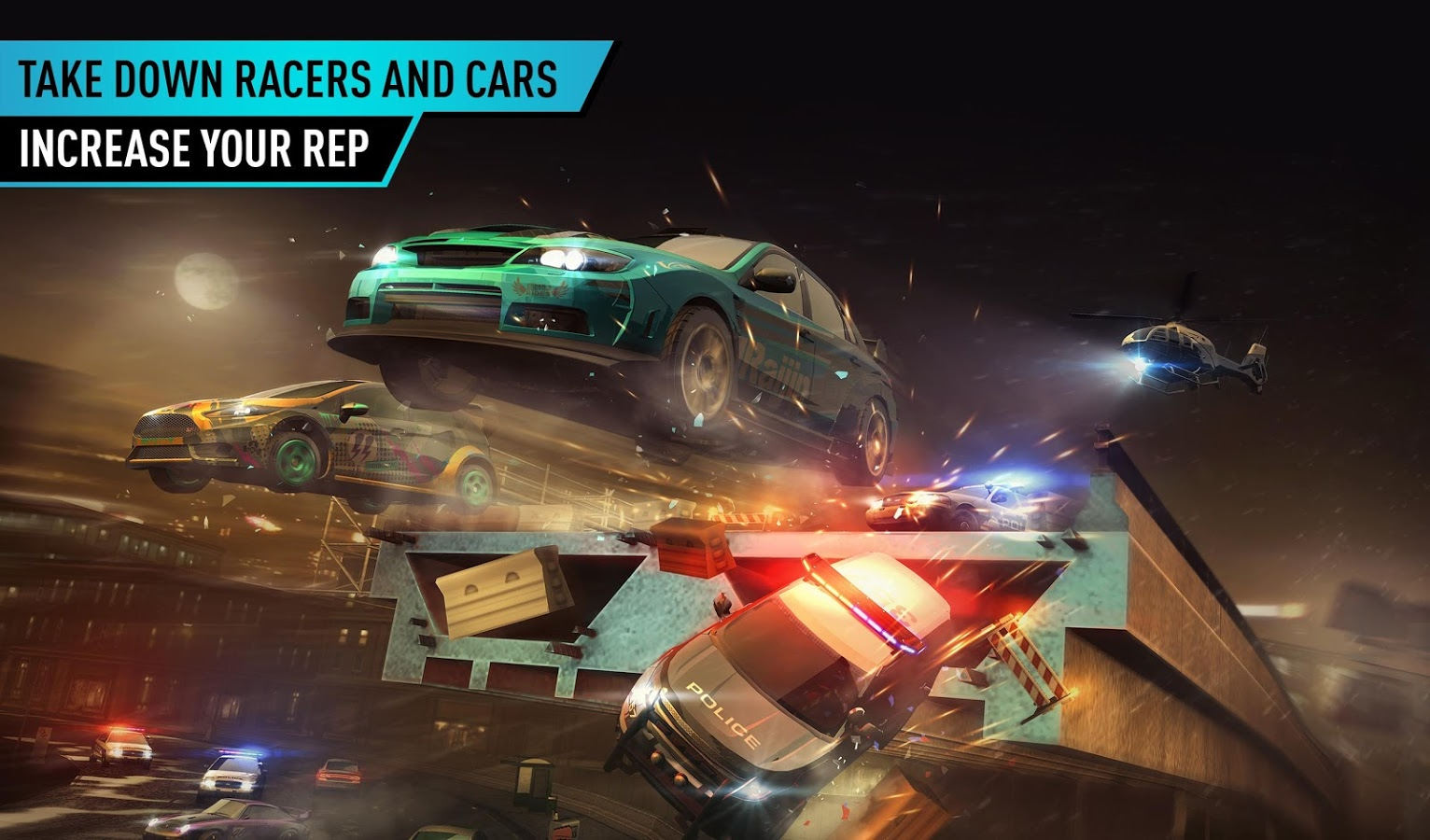 Need for Speed™ No Limits (Mod)