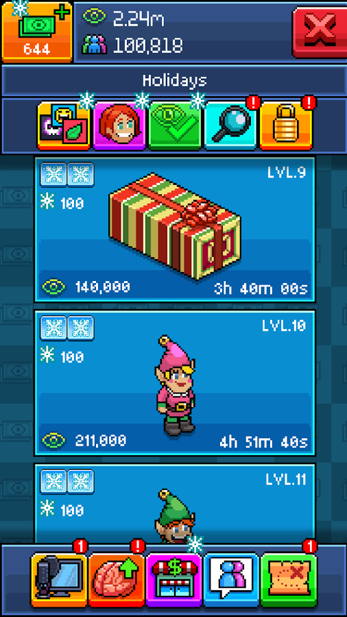 PewDiePie's Tuber Simulator  (Mod Money/Unlocked)