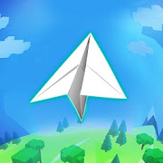 Paper Plane Planet (Mod Money)