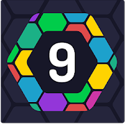 UP 9 - Hexa Puzzle! Merge Numbers to get 9 (Mod Money) 1.0.5Mod