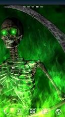 Hellfire Skeleton ★