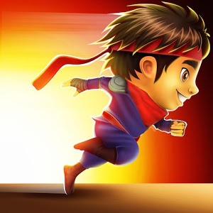 Ninja Kid Run Free - Fun Games (Mega Mod) 1.2.9mod