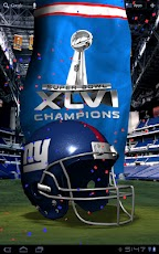NFL 3D Live Wallpaper