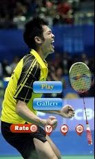 Badminton game: FREE
