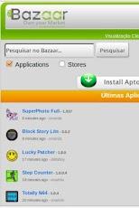 Bazaar News & Aptoide install