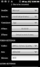 Video Converter Android Pro