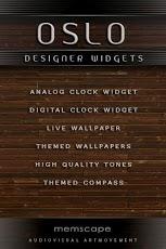 OSLO Designer Widgets