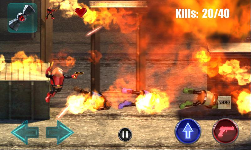Download Killer Bean Unleashed (Unlimited Ammo/Weapons Pack